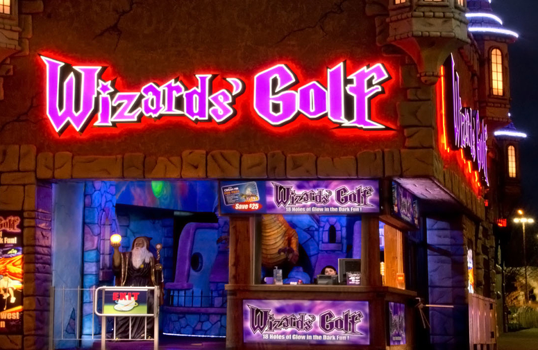 Wizards Golf